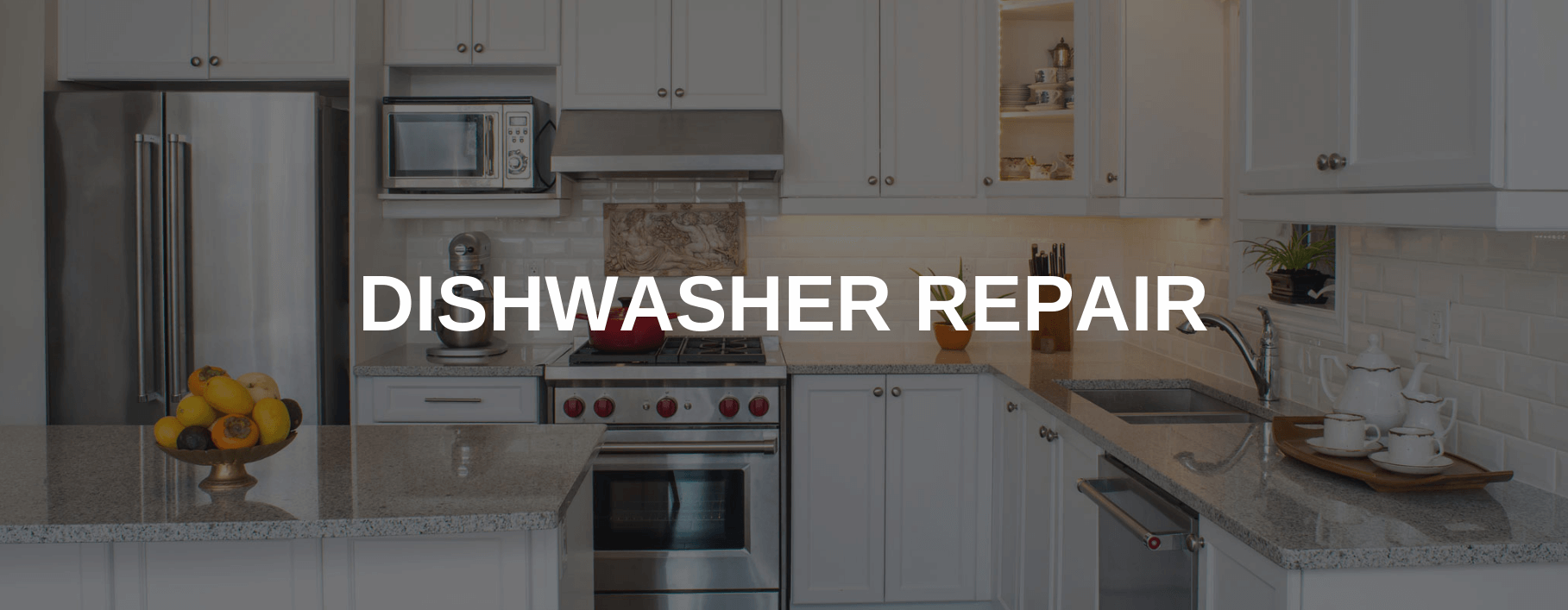 dishwasher repair worcester