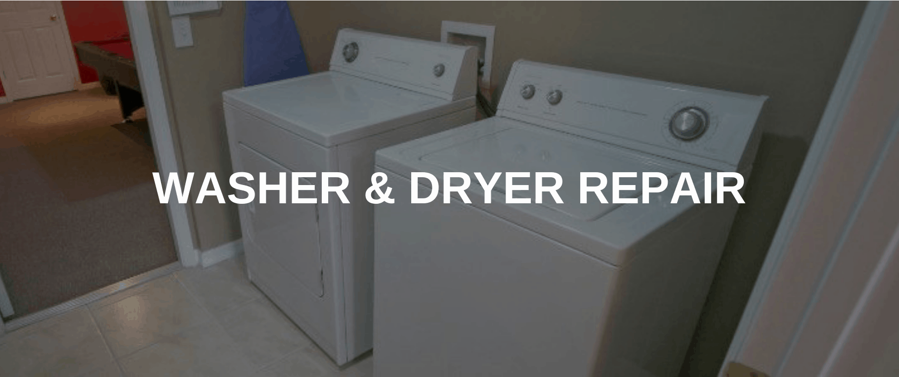 washing machine repair worcester