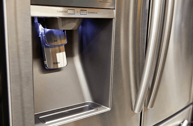 refrigerator water dispenser picture